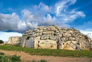 Gozo - Ggantija Temples by Clive Vella