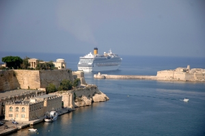 Valletta Harbour 006